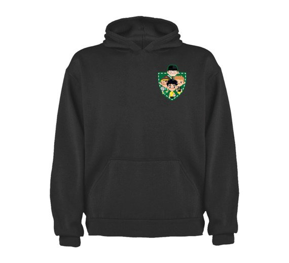 Sweatshirt black - MULTI Academy